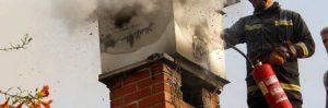 Opasnost od požara dimnjaka
