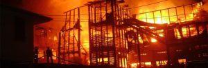 Zaštita od požara u zgradama
